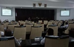 Rapat Paripurna DPRD Kebumen
